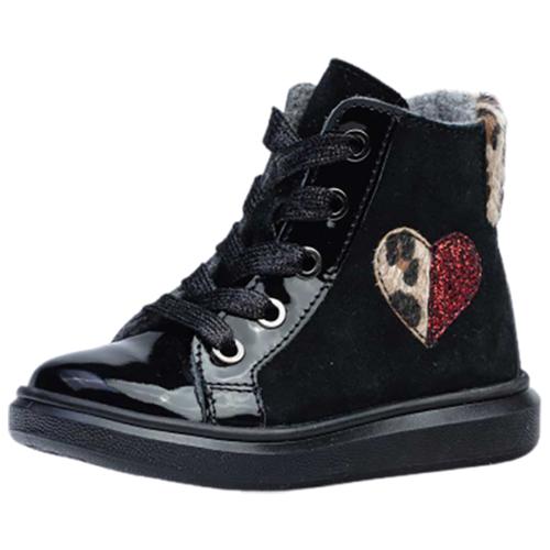 Ботинки КОТОФЕЙ размер 30, черный ботинки котофей размер 34 черный