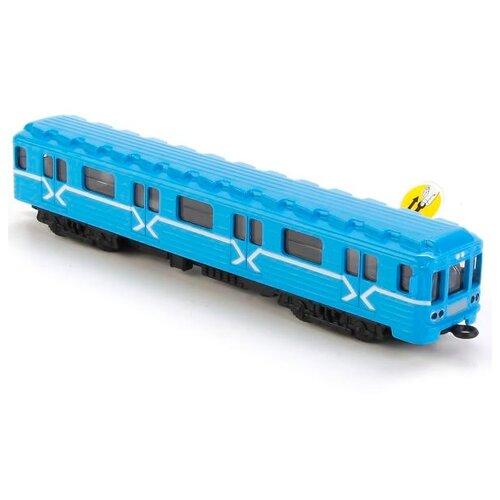 Купить ТЕХНОПАРК Вагон метро, SB-14-01, Наборы, локомотивы, вагоны