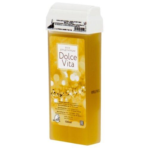 Dolce Vita воск в картридже Индия 100 мл ковер dolce vita 01bbb 1200х1700мм полиэстер