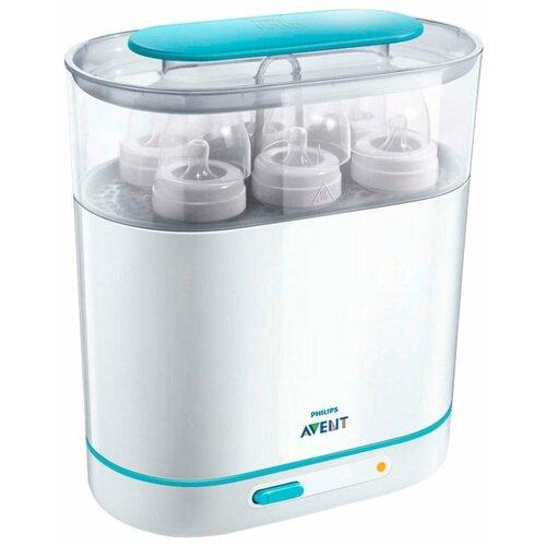 Купить Электрический стерилизатор Philips AVENT SCF284/03, Стерилизаторы
