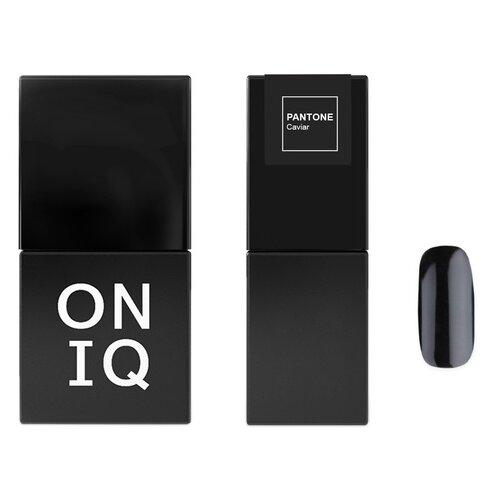 Купить Гель-лак для ногтей ONIQ Pantone, 10 мл, 042 Caviar