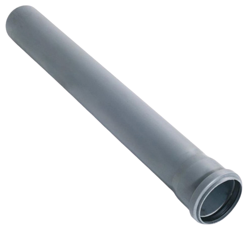 Купить Труба канализационная Политэк 111150 ПП 110 мм 2,7 х 1500 с раструбом по низкой цене с доставкой из Яндекс.Маркета (бывший Беру)