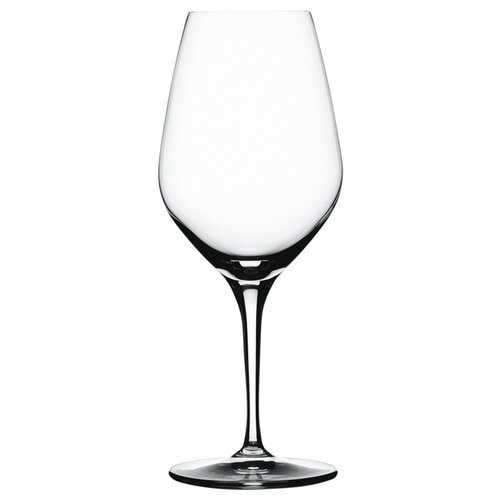 Spiegelau Набор бокалов Authentis Red Wine/Water Goblet 4400181 4 шт. 480 мл бесцветный
