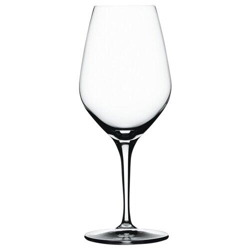 Spiegelau Набор бокалов Authentis Red Wine/Water Goblet 4400181 4 шт. 480 мл бесцветный