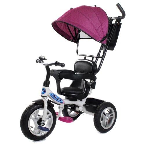 Трехколесный велосипед Pilot PTA1 фиолетовый