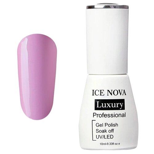 Купить Гель-лак для ногтей ICE NOVA Luxury Professional, 10 мл, 070 lilac
