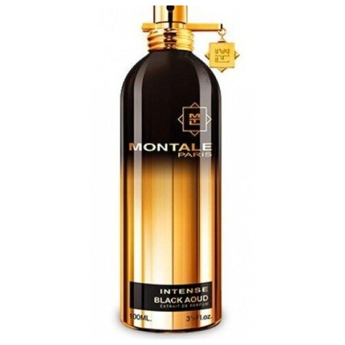 Парфюмерная вода MONTALE Intense Black Aoud, 100 мл парфюмерная вода montale aoud damascus 50 мл