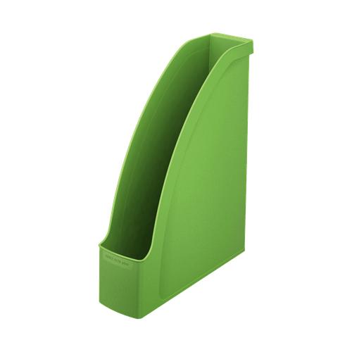 Лоток вертикальный для бумаги Leitz Plus светло-зеленый