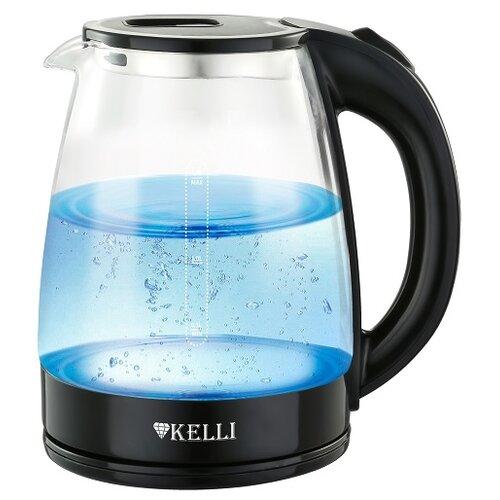 Чайник Kelli KL-1368, black