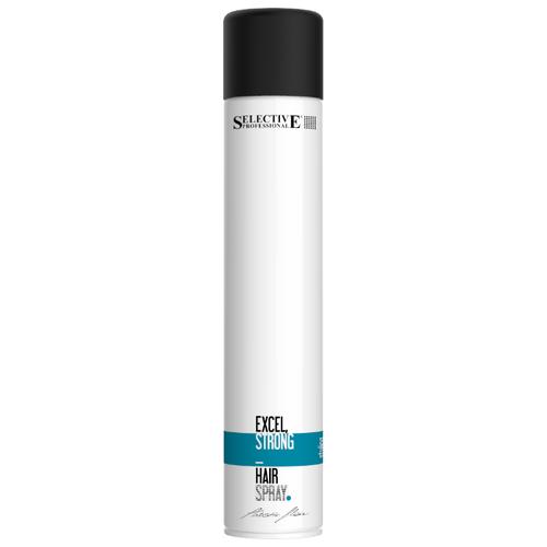 Selective Professional Лак для волос Exсel Strong, экстрасильная фиксация, 500 мл