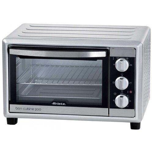 Мини-печь Ariete 981 Bon Cuisine 200 серебристый