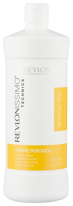 Revlon Professional Revlonissimo окислитель Technics, 12%