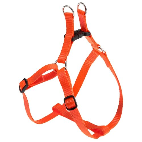 Шлейка Ferplast Easy XS, обхват шеи 33-46 см, оранжевый