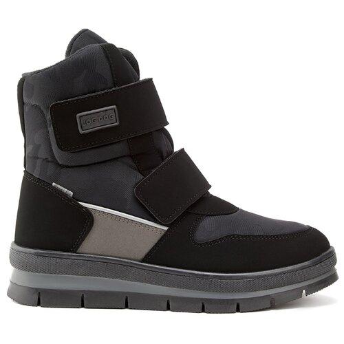 Фото - Ботинки Jog Dog размер 32, черный камуфляж слипоны jog dog jog dog jo019awqfc10