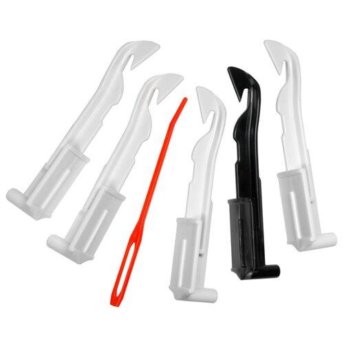 Игла/иглы ADDI для вязальной машинки addi-Express белый/черный/красный