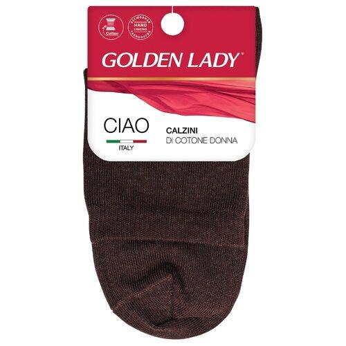 Носки Golden Lady Ciao, размер 35-38, moka