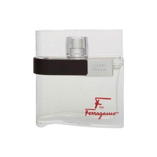 Туалетная вода Salvatore Ferragamo F by Ferragamo Black, 30 мл f by ferragamo парфюмерная вода 50мл