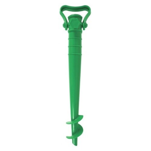 Подставка для крепления зонта в песке BOYSCOUT 61180 зеленый