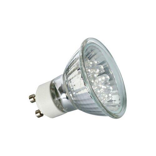 Лампа светодиодная Paulmann 28011, GU10, 1Вт лампа светодиодная paulmann 28224 gu10 3вт