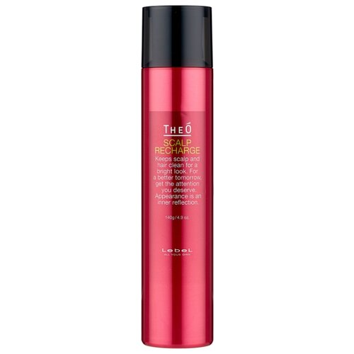 Lebel Cosmetics Восстанавливающий спрей для волос и кожи головы THEO SCALP RECHARGE, 140 г lebel cosmetics шампунь восстанавливающий для волос и кожи головы viege 1000 мл