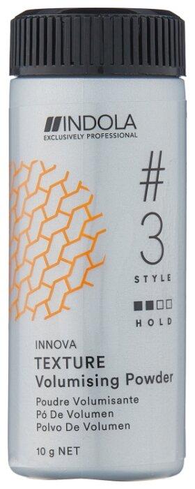 Indola пудра Innova #3 Texture Volumising моделирующая