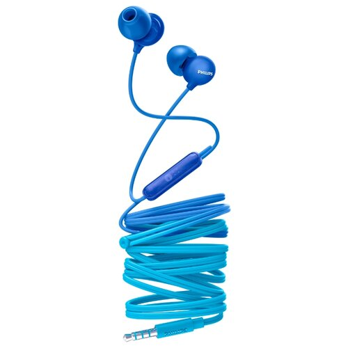 цена на Наушники Philips SHE2405 blue