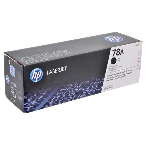 Фото - Картридж ориг. HP CE278A (№78A) черный для LJ Pro P1566/P1606dn/M1530/M1536 (2100стр), цена за штуку, 145664 картридж ориг hp c9722a желтый для color lj 4600 4650 8стр цена за штуку 83733