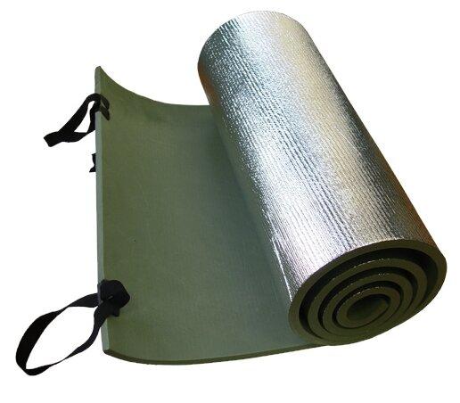 Коврик Greenhouse WLF-Y003 180х50 см, зеленый