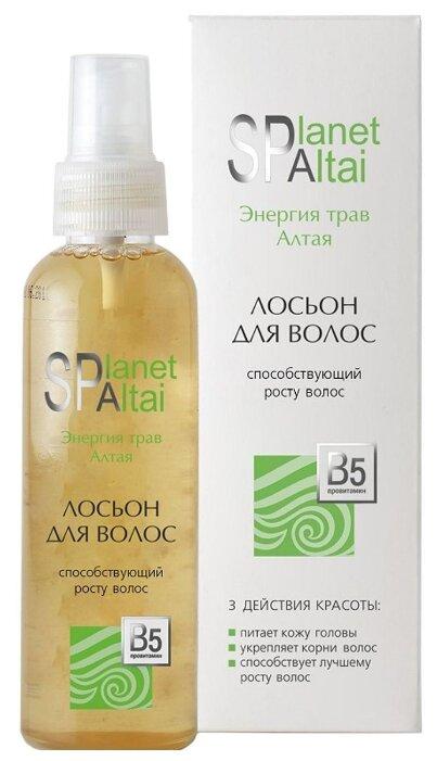 Planet Spa Altai Лосьон, способствующий усилению роста волос