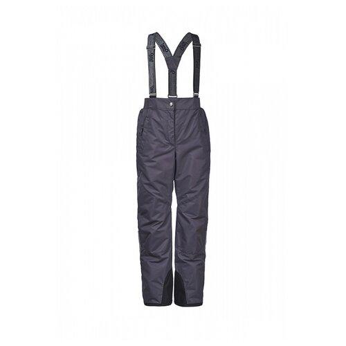 Купить Брюки Oldos Нала ASS082TPT00 размер 140, темно-серый, Полукомбинезоны и брюки