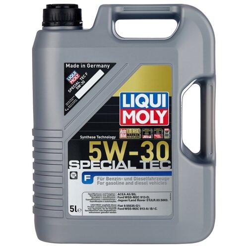 цена на Моторное масло LIQUI MOLY Special Tec F 5W-30 5 л