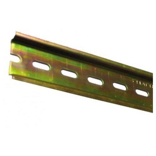 Монтажная рейка (DIN-рейка/ G-рейка/ со спец. профилем) EKF adr-11 110 мм