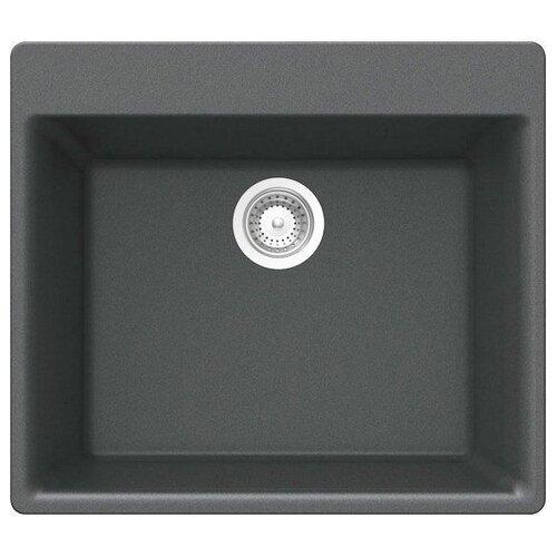 Фото - Врезная кухонная мойка 60 см Schock Galaxy N-100 серебристый камень врезная кухонная мойка 45 см schock soho n 100s серебристый камень