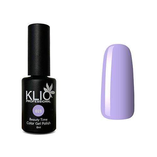 Купить Гель-лак для ногтей KLIO Professional Beauty Time, 8 мл, №23