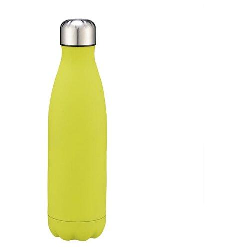 Бутылка термос из нержавеющей стали для горячего и холодного, металлическая бутылка для воды, 500 мл., Blonder Home BH-MWB-06