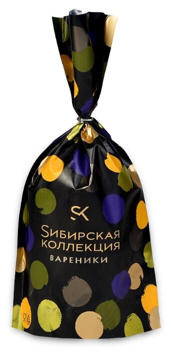 Сибирская Коллекция вареники с картофелем и грибами 700 г
