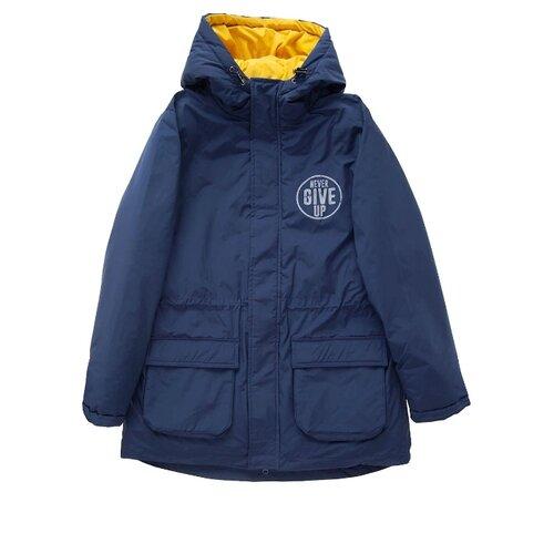 Куртка V-Baby размер 158, синий v baby куртка v baby красный 110