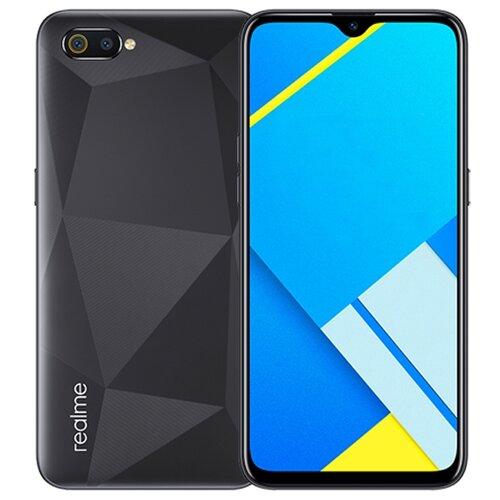 Смартфон realme C2 2/16GB черный бриллиант смартфон
