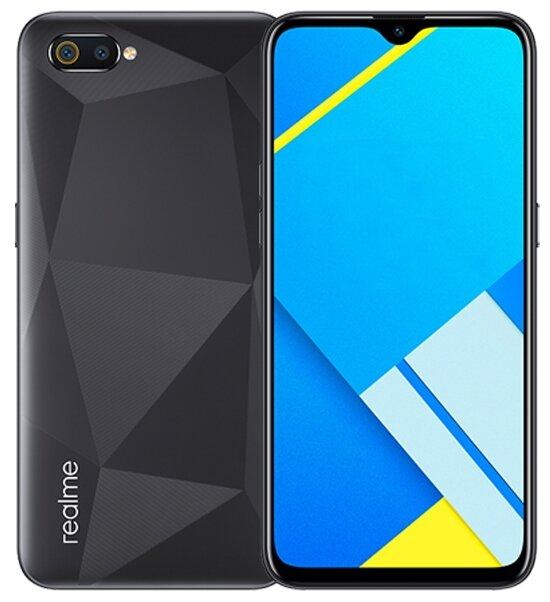 Мобильный телефон Realme C2 2/16GB черный бриллиант