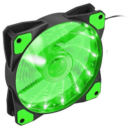 Система охлаждения для корпуса Genesis Hydrion 120 Green LED