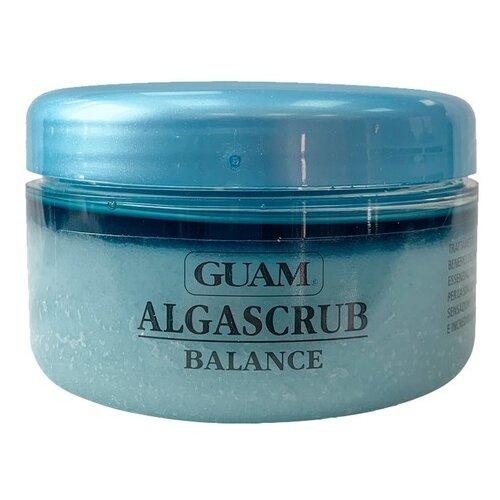 Guam Algascrub Скраб для тела Баланс и восстановление, 300 мл guam algascrub скраб для тела баланс и восстановление 300 мл