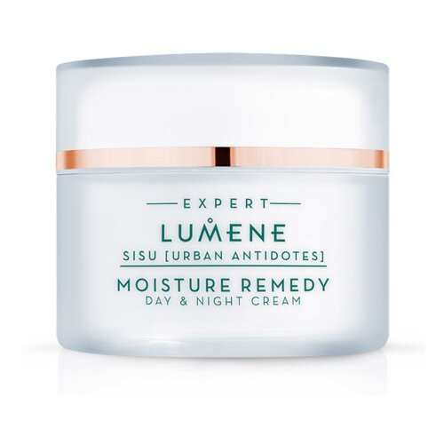 Lumene Sisu Moisture Remedy Day & Night Cream Дневной и ночной увлажняющий крем-уход для лица, 30 мл lumene sisu recover and protect facial oil