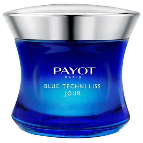 Крем Payot Blue Techni Liss Jour хроноактивный для лица дневной 50 мл разглаживающий кремфлюид для глаз techni liss 15 мл payot techni liss