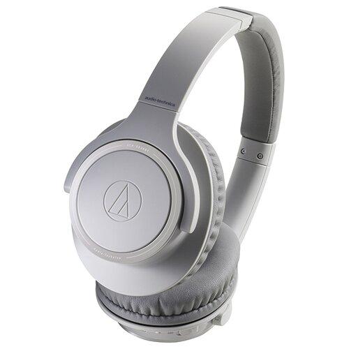 Беспроводные наушники Audio-Technica ATH-SR30BT white