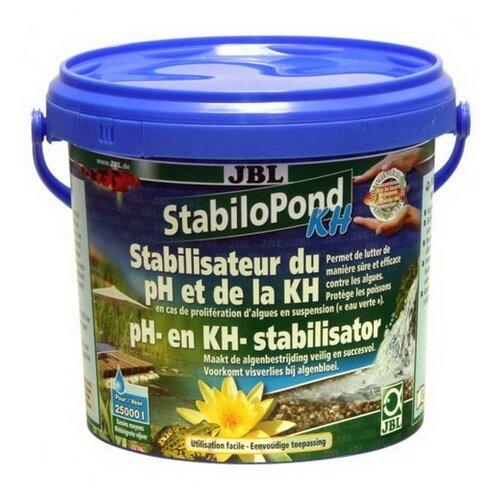 Гранулы для водоема JBL StabiloPond KH 2.5 кг