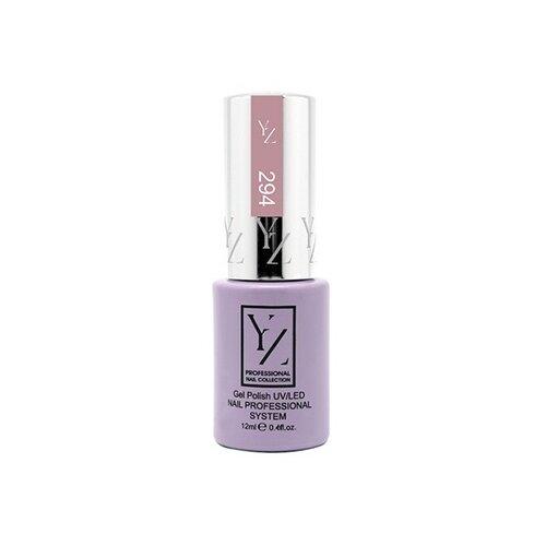 Купить Гель-лак для ногтей Yllozure Nail Professional System, 12 мл, 294 пыльная роза