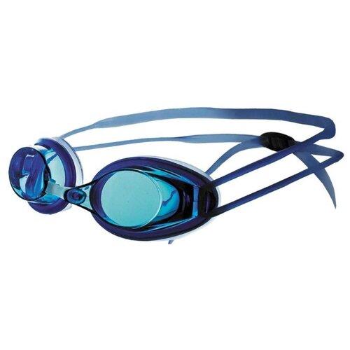 Фото - Очки для плавания ATEMI N401/N402 синий очки маска для плавания atemi z401 z402 синий серый
