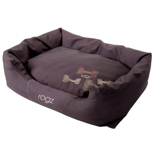 Лежак для собак Rogz Spice Pod Mocha Bone 72х45х25 см Mocha Bone