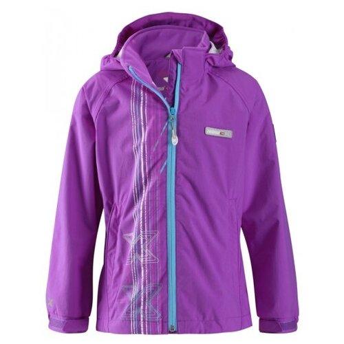 Куртка Reima Reimatec Breeze 521115 размер 128, 307 фуксия фото