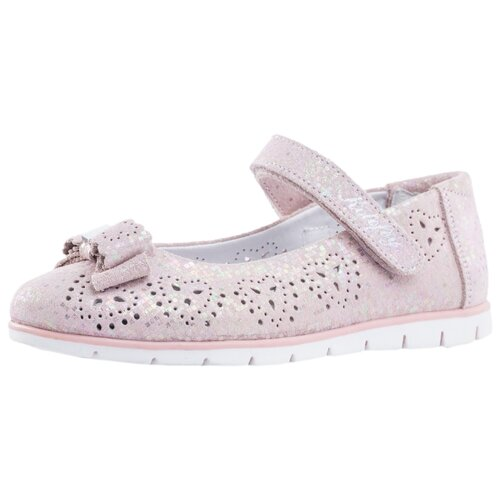 Туфли КОТОФЕЙ размер 26, розовый